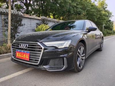 奥迪 奥迪A6L  2019款 40 TFSI 豪华动感型