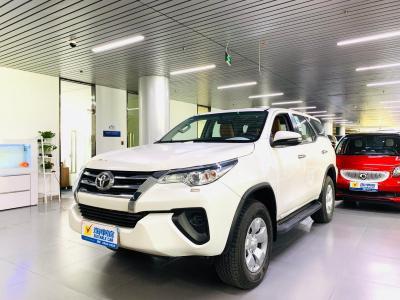 豐田 Fortuner 2019款 2.7L 四驅 SR5 鐵輪(中東)
