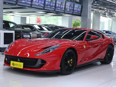 法拉利 812 Superfast  2017款 6.5L 標準型