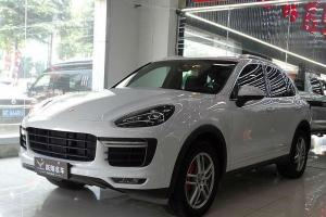 保时捷 卡宴 2015款 Cayenne Turbo 4.8T