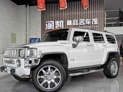 悍馬 H3  2008款 H3x 3.7圖片