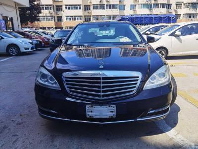 奔馳 奔馳S級(進口) S 300 L 豪華型 Grand Edition圖片
