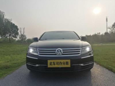 2011年9月 大众 辉腾(进口) 3.6L V6 5座加长顶级版图片