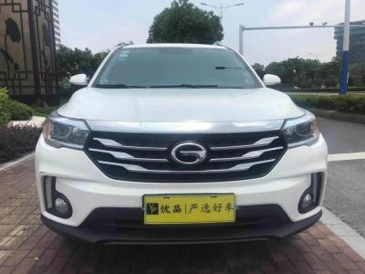 2016年9月 广汽传祺 GS4 235T G-DCT精英版图片