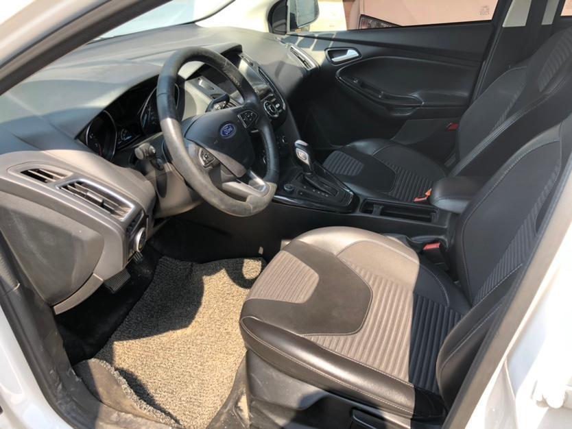 福特 福克斯  2017款 三厢 EcoBoost 125 自动超能风尚型智行版图片