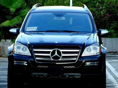 2010年1月 奔驰 奔驰GL级(进口) GL 550 4MATIC图片
