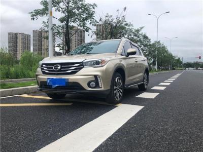 2019年7月 广汽传祺 GS4 235T 自动两驱豪华智联版图片
