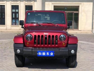 2013年3月 Jeep 牧马人  3.6L 两门十周年纪念版图片