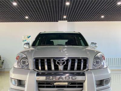 丰田 普拉多  2006款 4.0L 自动VX
