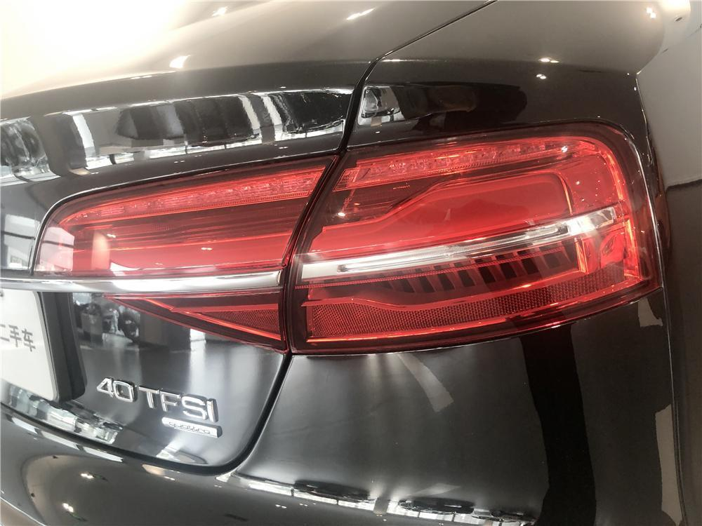 奥迪 奥迪A8  2017款 A8L 40 TFSI 舒适型图片