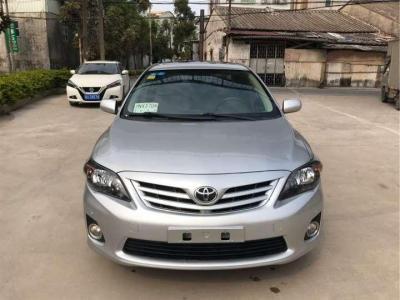 2012年6月 丰田 卡罗拉 炫装版 1.8L CVT GL-i图片