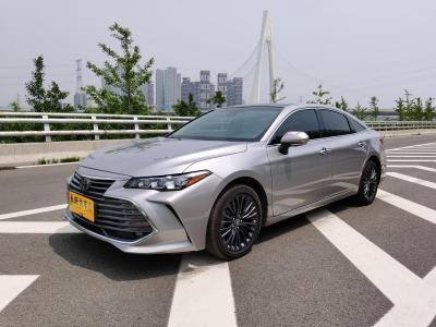 丰田 亚洲龙  2019款 2.5L Touring尊贵版 国VI