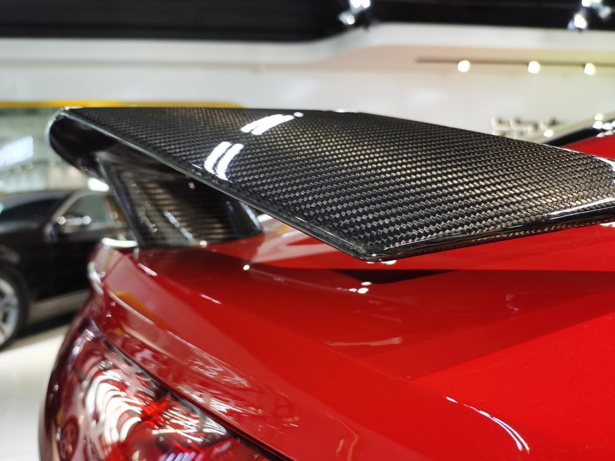 奥迪 奥迪R8  2016款 V10 Coupe Performance图片