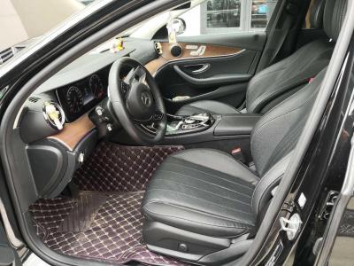 2017年3月 奔驰 奔驰E级 E 300 L 豪华型图片