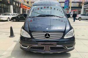 2010年9月 奔驰 奔驰威霆  VITO 3.2L 加长型图片