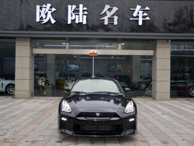 2016年8月 日产 GT-R(进口) 3.8T 旗舰版图片