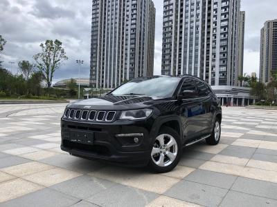 2017年11月 Jeep 指南者 200T 自动舒享版图片