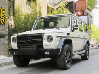 奔馳 奔馳G級  2010款 G 500