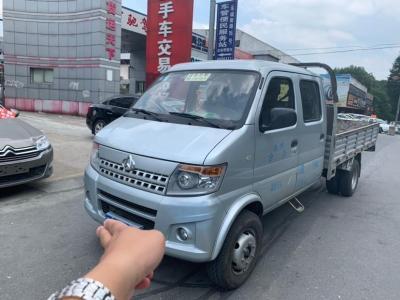 2019年3月 长安轻型车 神骐T20 1.5L载货车舒适型单排DAM15R图片