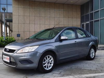 2011年2月 福特 福克斯 三厢 1.8L 手动经典型图片