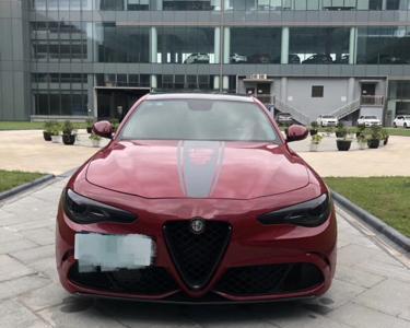 2017年9月 阿尔法·罗密欧 Giulia 2.0T 200HP 豪华版图片