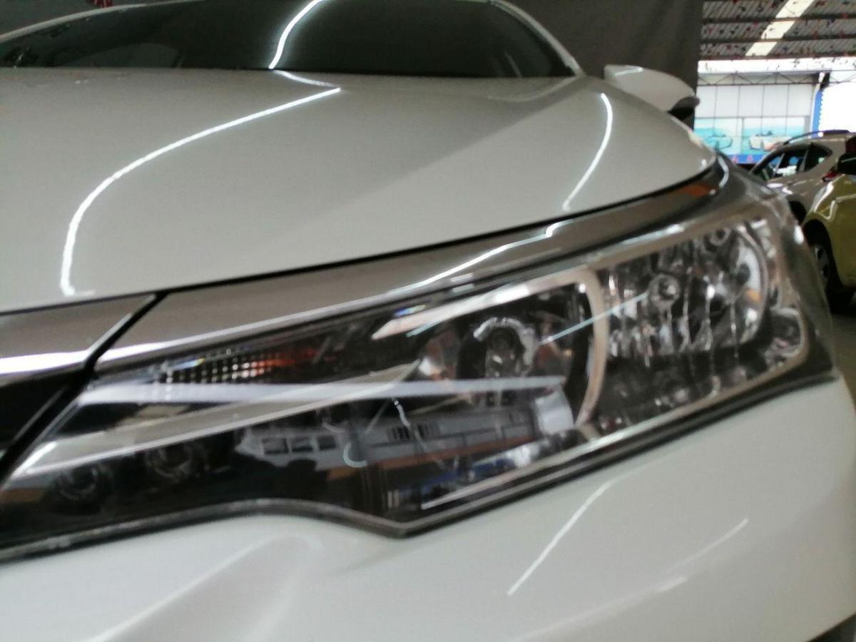 丰田 卡罗拉  2017款 改款 1.2T S-CVT GL图片