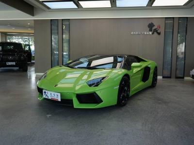 2014年7月 兰博基尼 Aventador LP 700-4图片