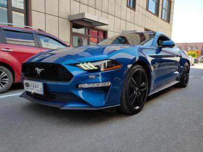 福特 Mustang  2019款 2.3L EcoBoost 性能加强版图片