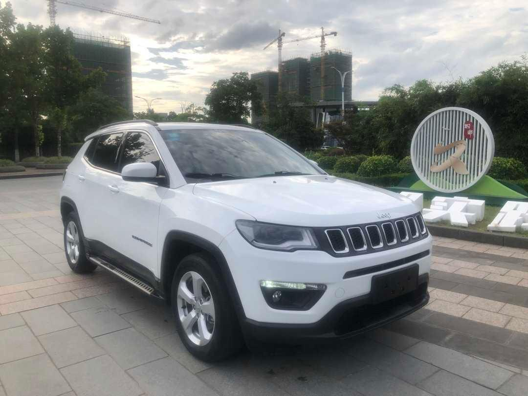 Jeep 指南者  2017款 200T 自动家享版图片