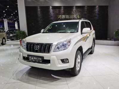 丰田 普拉多  2014款 4.0L 自动TX-L