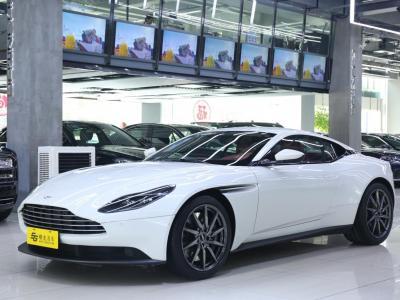 阿斯頓·馬丁 阿斯頓?馬丁DB11  2019款 4.0T V8 Coupe