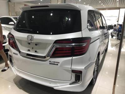 本田 艾力紳  2019款 2.0L 混動豪華版圖片