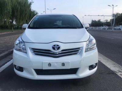 2013年3月 丰田 逸致 180G CVT舒适多功能版图片