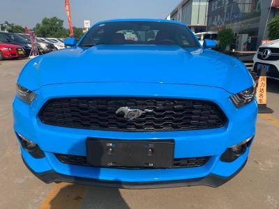 2018年7月 福特 Mustang(进口) 2.3T 运动版图片