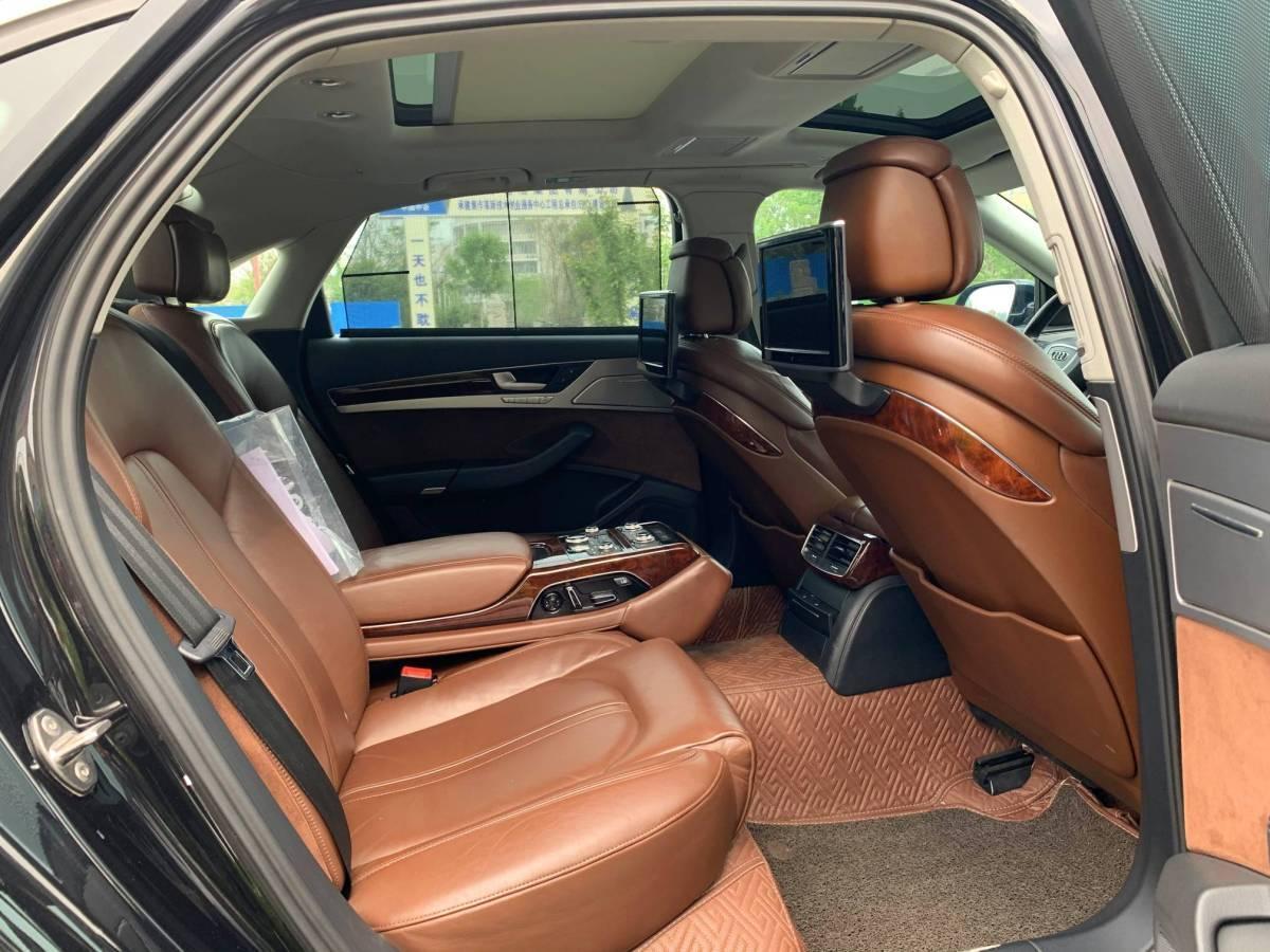 奥迪 奥迪A8  2013款 A8L 55 TFSI quattro豪华型图片