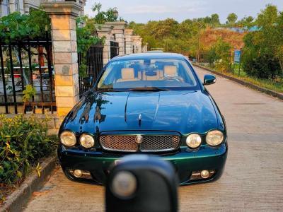 2008年4月 捷豹 XJ  XJ6L 3.0皇家加长版图片