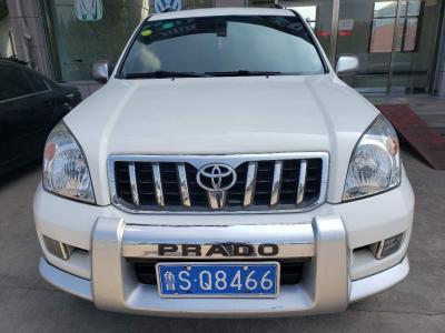 2008年6月 丰田 普拉多  2.7L 自动豪华版图片