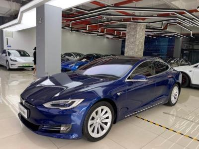 特斯拉 Model S  2017款 Model S 75D 标准续航版图片