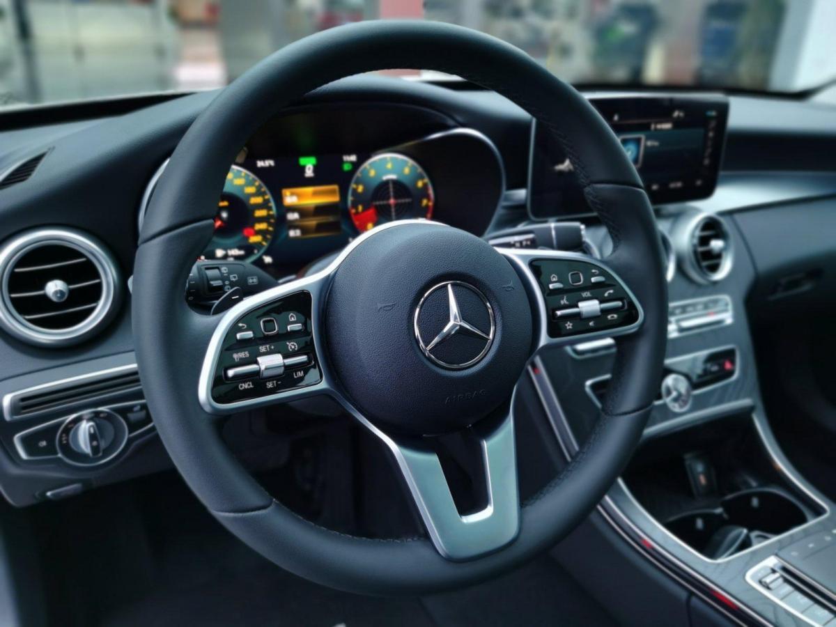 奔驰 奔驰C级  2019款 C 260 旅行轿车图片