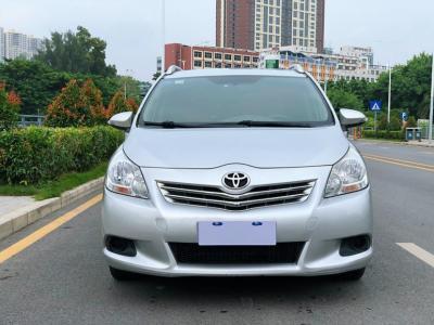 2014年6月 丰田 逸致 星耀 180G CVT舒适版图片