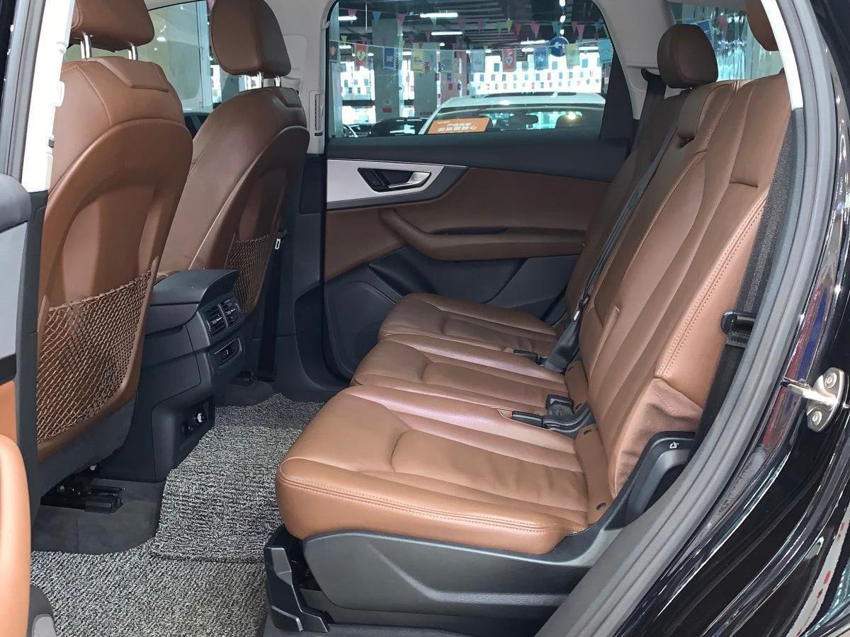 奥迪 奥迪Q7  2019款 45 TFSI 舒适型图片