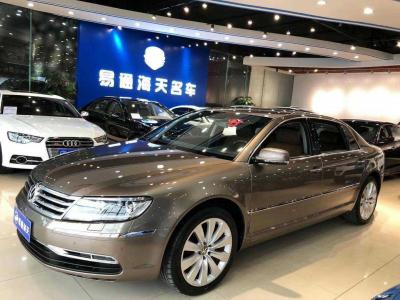 2012年6月 大众 辉腾(进口) 4.2L 奢享定制型图片
