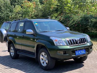 2008年10月 丰田 普拉多(进口) GX 2.7自动车型图片