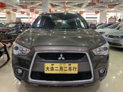 三菱 ASX劲炫  2011款 2.0两驱炫逸版