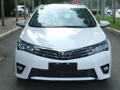 丰田 卡罗拉 改款 1.6L S-CVT GL图片
