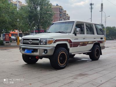 丰田 LC76 4.0L 手动