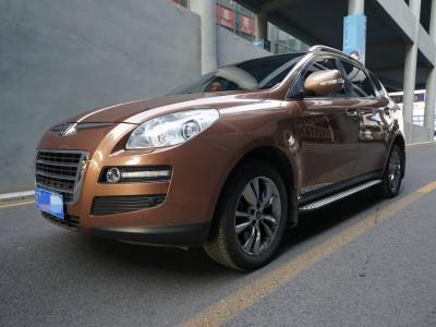 2012年11月 纳智捷 大7 SUV 锋芒限量版 2.2T 四驱智尊型图片