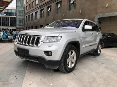 2013年9月 Jeep 大切诺基(进口) 改款 3.6L 舒适版图片