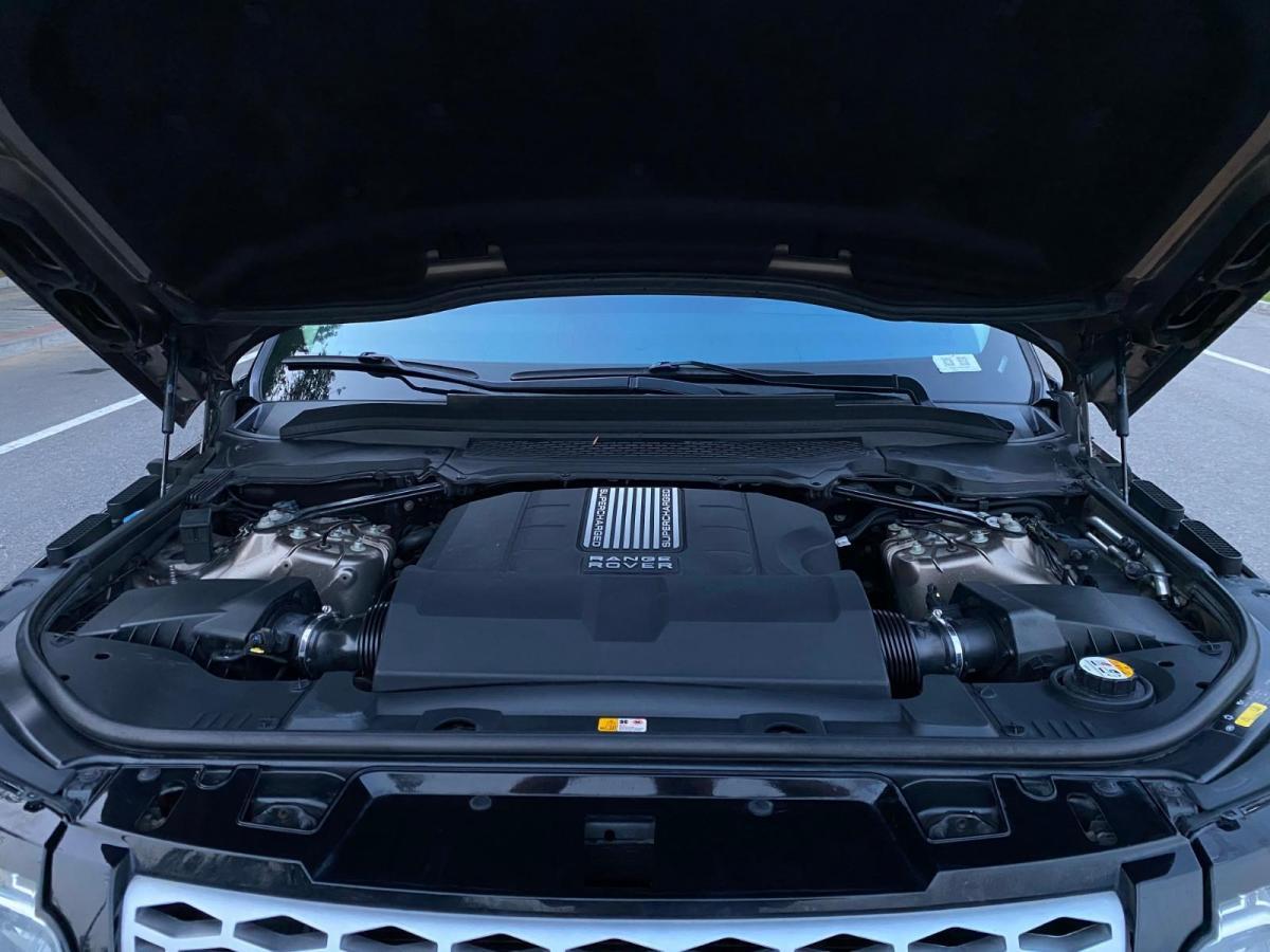路虎 揽胜运动版  2014款 3.0 V6 SC HSE图片