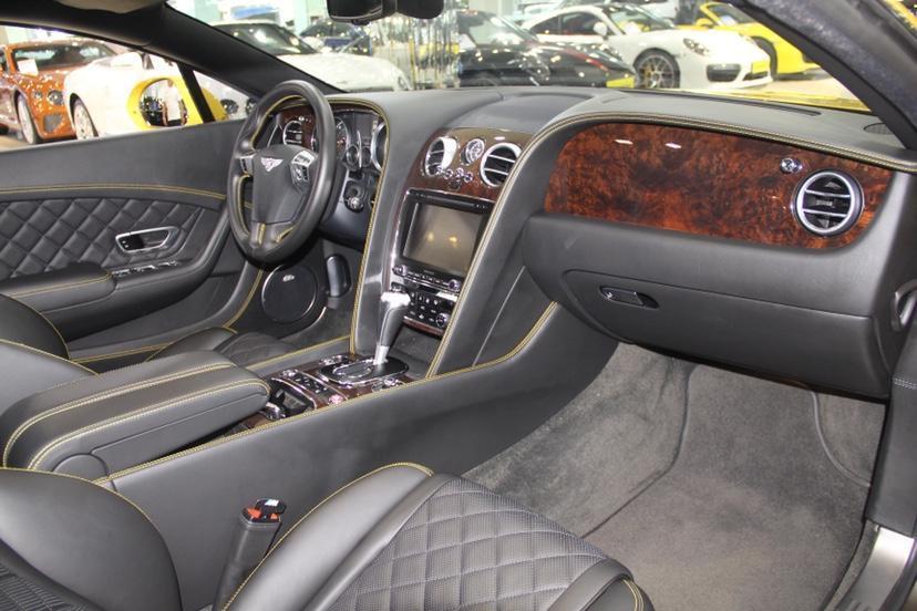 宾利 欧陆  2016款 4.0T GT V8 S 标准版图片